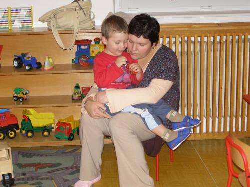18. 12. 2009 Vánoční besídka v MŠ
