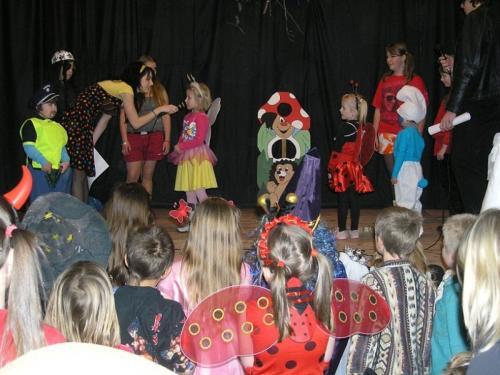 4. 2. 2012 – dětský karneval