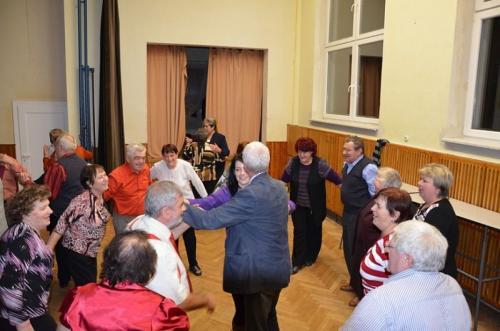 8. 12. 2012 – setkání důchodců