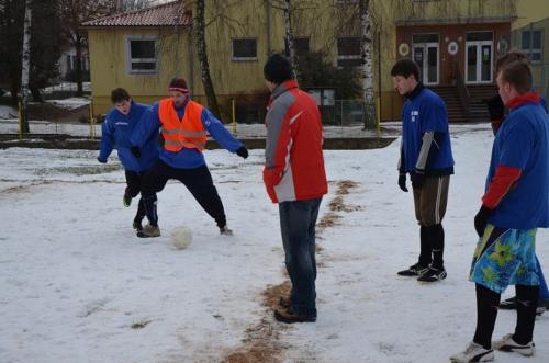 30. 12. 2012 – Silvestr cup