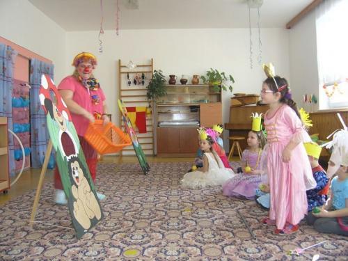 8. 2. 2013 – karneval ve školce