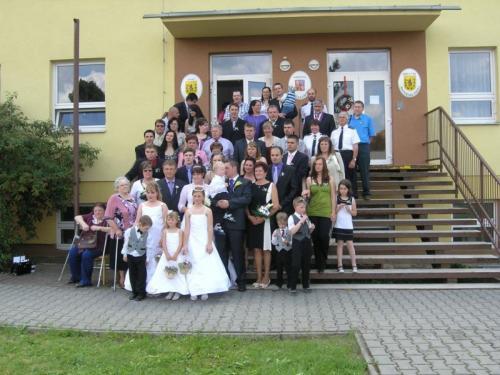 13. 6. 2013 – svatba Filkovi