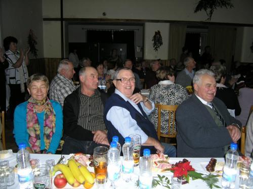 6. 12. 2014 Setkání s důchodci