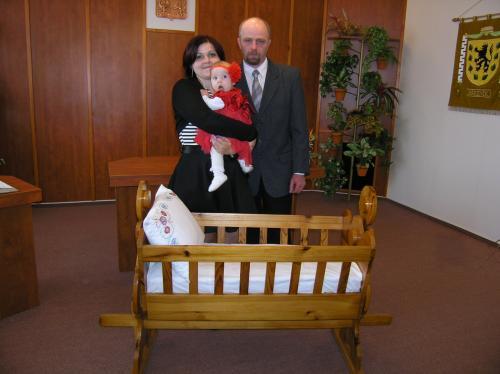 2. 5. 2015 – vítání Klukanová Tereza