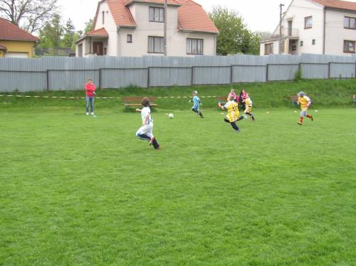 6. 5. 2015 – zápas fotbal přípravka, Kralice