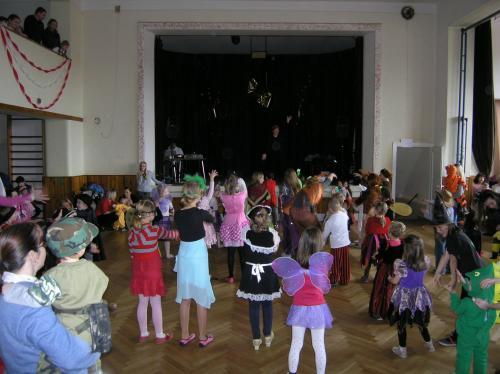 7. 3. 2015 – dětský karneval