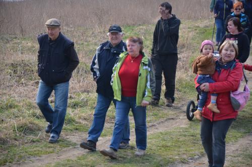 21. 3. 2015 – vynášení morany na Skřipině