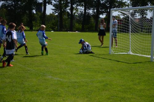 29. 8. 2015 – fotbal – turnaj přípravek