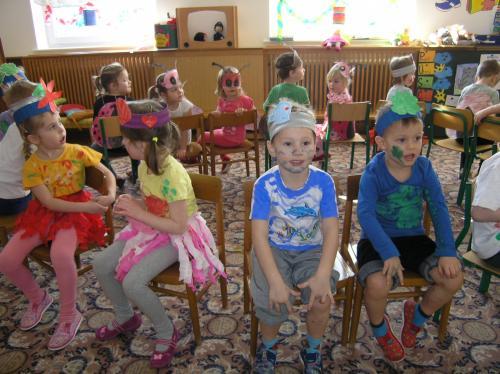 5. 2. 2016 – karneval ve školce