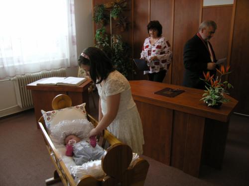 4. 6. 2016 – vítání Adriana Chadimová
