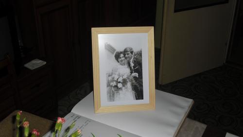 27. 8. 2016 – zlatá svatba, manželé Kopuletovi