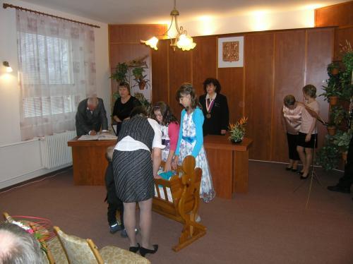 26. 11. 2016 – vítání Lukáš Prokop