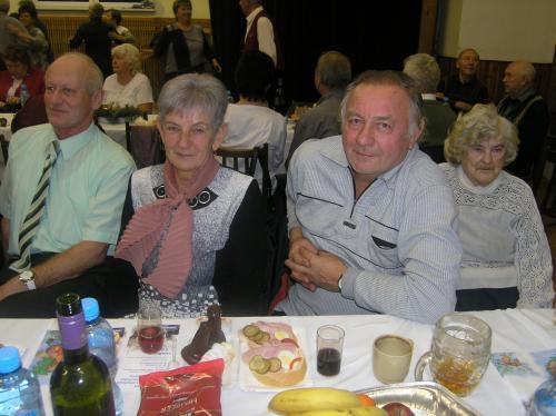 3. 12. 2016 – setkání seniorů