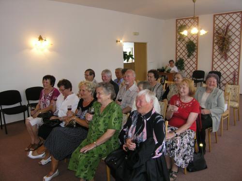 16. 6. 2018 – sraz žáků ZŠ Březník ročník 1944