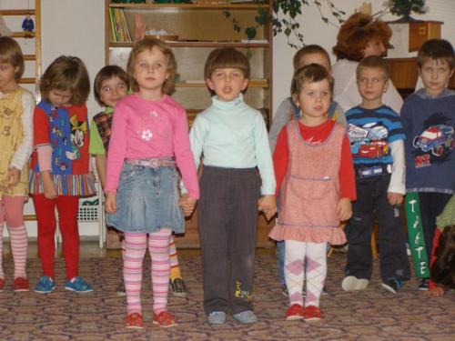 17. 12. 2008 Vánoční besídka MŠ