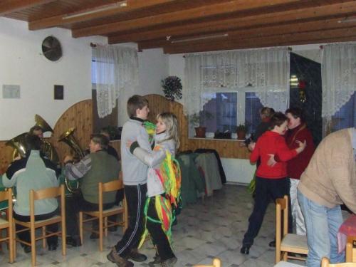 21. 2. 2009 Ostatky