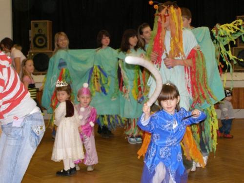 7. 3. 2009 Dětský karneval